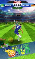 Screenshot of World Cup Run