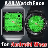 A48 WatchFace for Android Wear