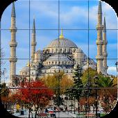 Tile Puzzle - Turkey