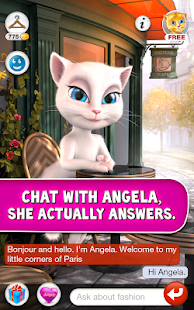 Talking Angela Screenshot 25