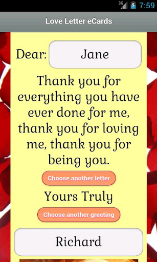 【免費社交App】Love Letter eCards-APP點子