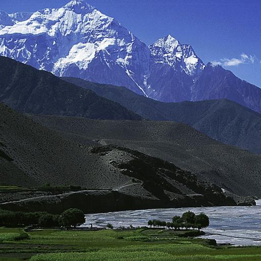 Nepal Himalaya Wallpaper FULL