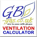 GB Gas Ventilation Calculator logo