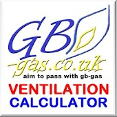 GB Gas Ventilation Calculator