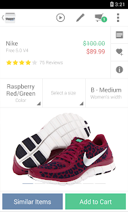 Zappos: Shoes, Clothes, & More Screenshot 32