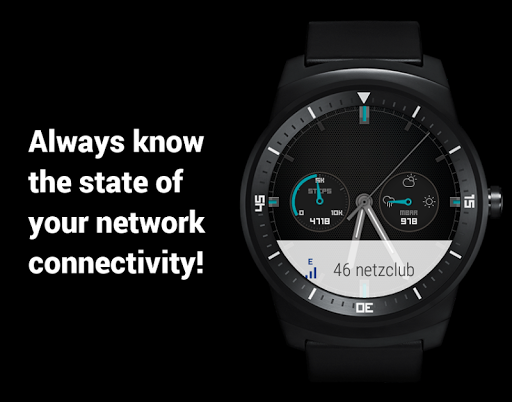 Wear Network Notifications