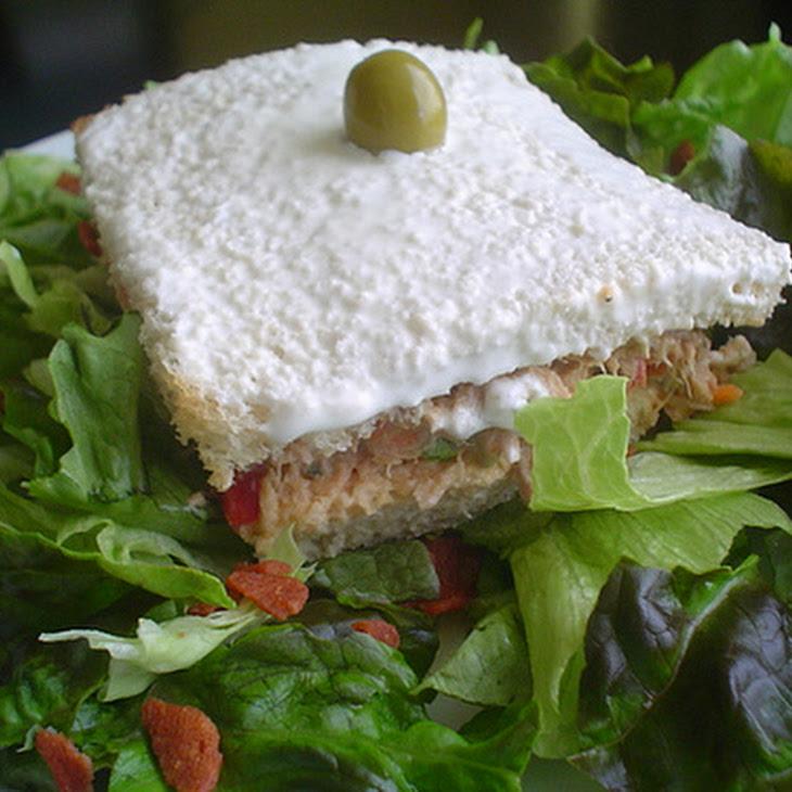 Cold Tuna Cake Recipe