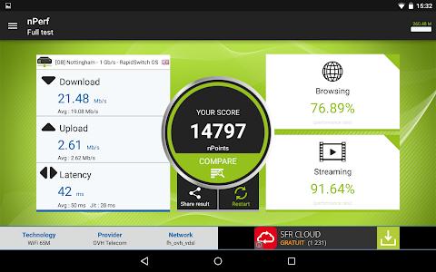 Speed Test & QoS 3G 4G WiFi v2.1.27