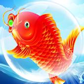Save Bubble Fish
