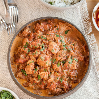 Slow Cooker Chicken Tikka Masala.