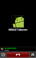 Screenshot of miPhone Video