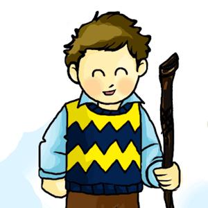 قصص الأطفال 漫畫 App LOGO-APP試玩