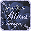 100 Best Blues Songs logo