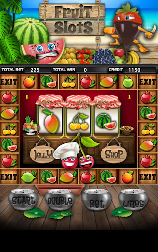 Fruit Cocktail Slot Machine HD Screen Capture 3