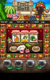 Fruit Cocktail Slot Machine HD- screenshot thumbnail