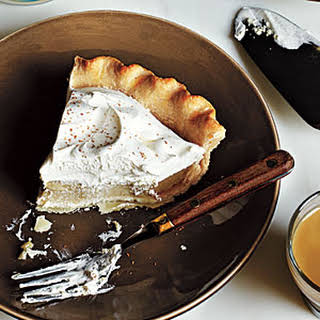 Chai Cream Pie.