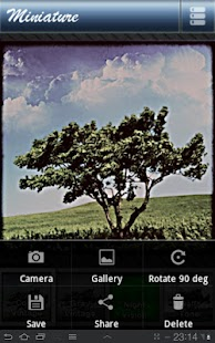 Photo Effect Pro (Miniature) - screenshot thumbnail