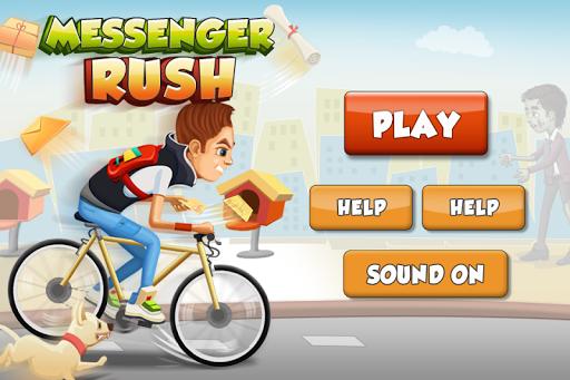 Messenger Rush