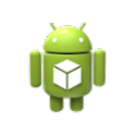 Bouncing Android Daydream icon