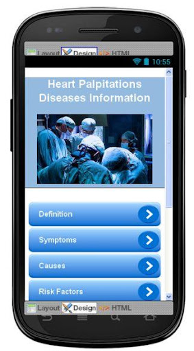 Heart Palpitations Information