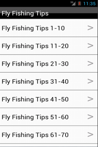 fly fishing tips for beginners android apps on play