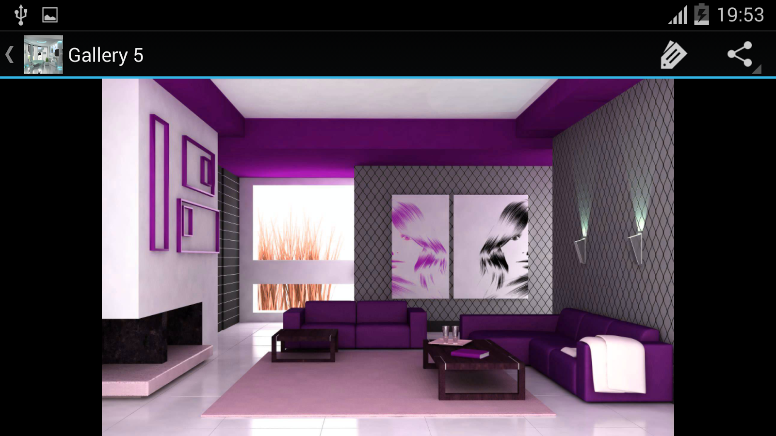 Wallpaper Room App Home Decor