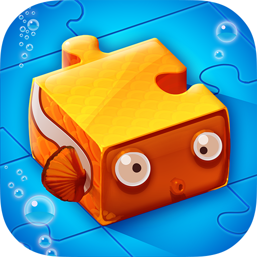 Jigsaw Puzzles - Little Ocean Android APK Download Free By Tofu Media Ltd
