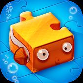 Jigsaw Puzzles - Little Ocean