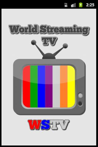 World Streaming TV v1.3.2
