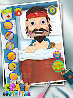Screenshot of Little Crazy Hospital for Kids