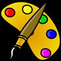 Toddler Paint Pro (w/ Lock) logo