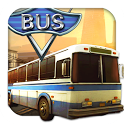 City Bus Driving 3D Simulator icon