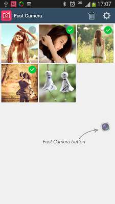 Fast Camera - screenshot