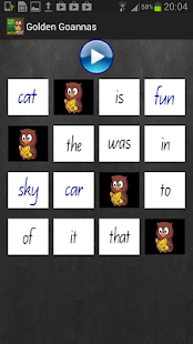 Sight Word Match- screenshot thumbnail
