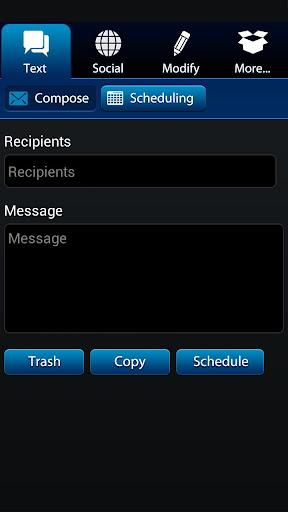 SAM - Delayed Messaging