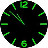 Analog Clock Widget