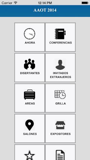 Congreso AAOT 2014
