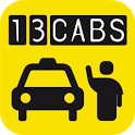 13CABS - more than a taxi icon