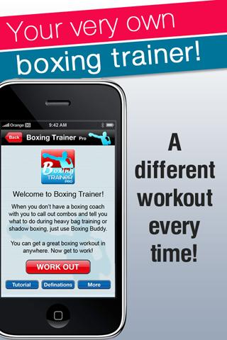 Boxing Trainer Lite