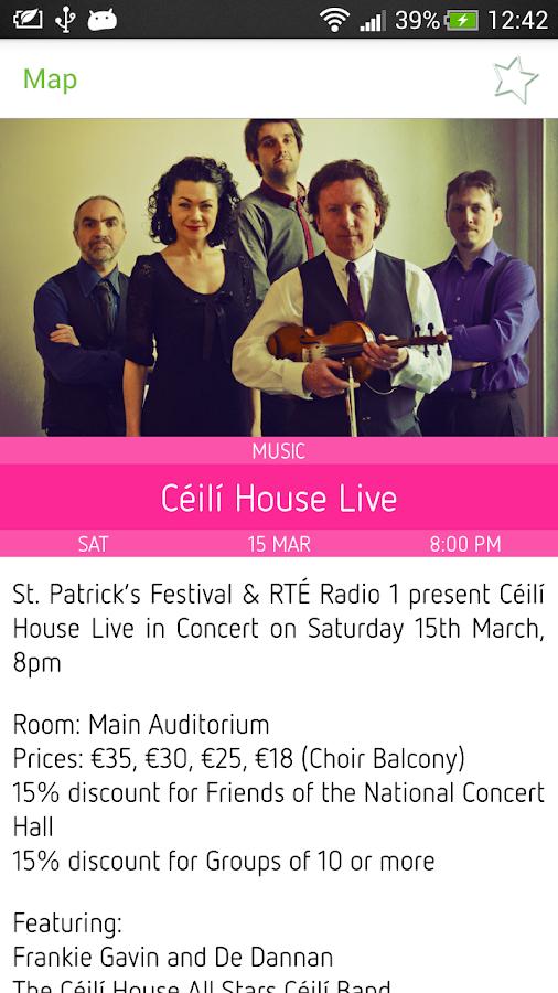 St. Patrick's Festival 2015 - screenshot