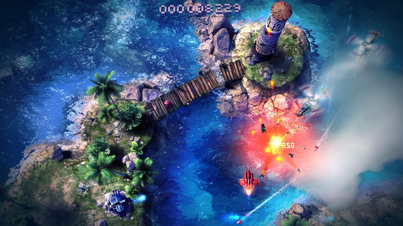 Sky Force Anniversary- screenshot