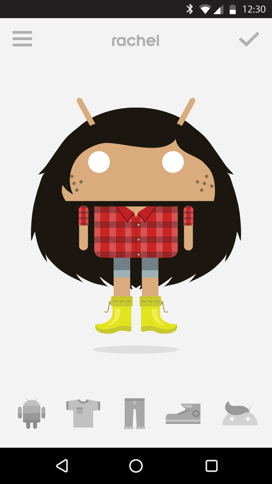 Androidify screenshot #1