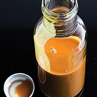 Carolina Gold Sauce.