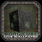 Borg Cube 3D Live Wallpaper