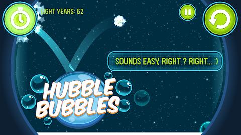 Hubble Bubbles Screenshot 19