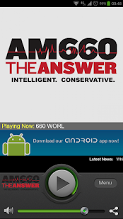 AM660 The ANSWER - screenshot thumbnail