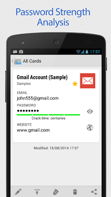 SafeinCloud Password Manager v5.9 APK