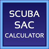 Scuba SAC Calculator