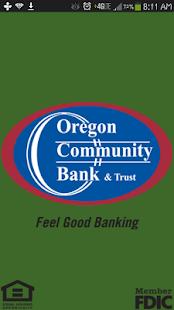 Oregon Community Bank - screenshot thumbnail
