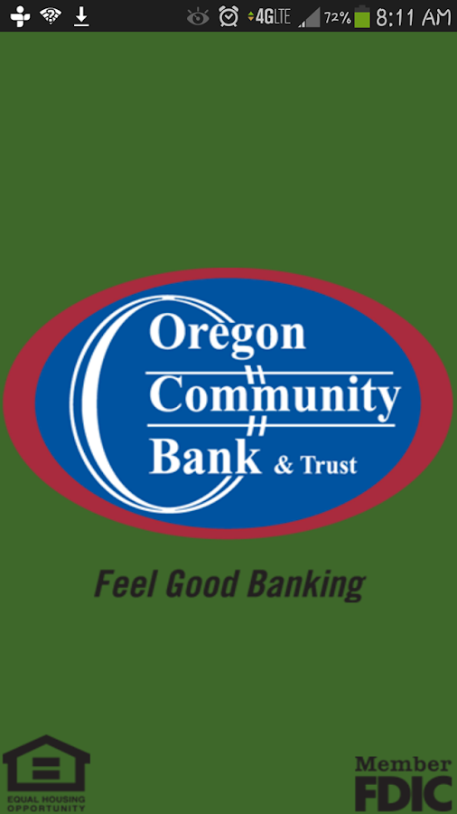 Oregon Community Bank - screenshot
